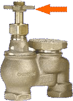 Anti-siphon type backflow preventer