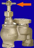Anti-siphon type backflow preventer